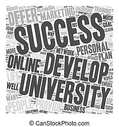 Can Success University Become Your Source For Success text...
