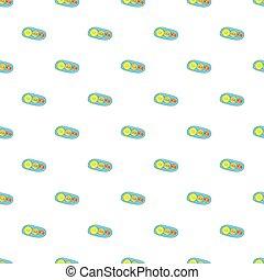 Taillight pattern, cartoon style - Taillight pattern....