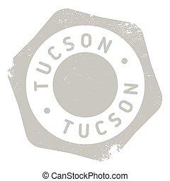 Tucson stamp rubber grunge - Tucson stamp. Grunge design...