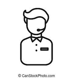 football referee illustration design