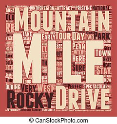 Classic Drives The Rocky Mountains Adventure Tour text...