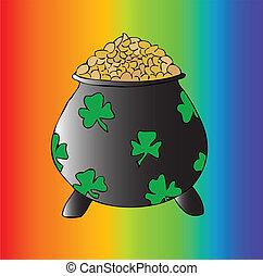 Pot Of Irish Gold