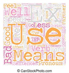 Commonly Misused Words and how to use them correctly text...