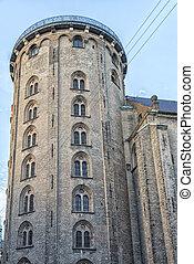 Copenhagen Round Tower - The Rundetaarn (Round Tower), is a...