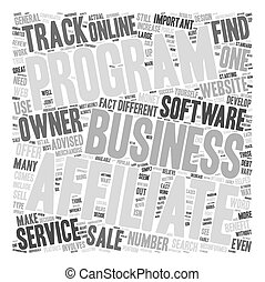 Does Your Online Business Offer a Service text background...