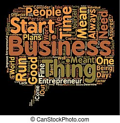 entrepreneur biography text background wordcloud concept