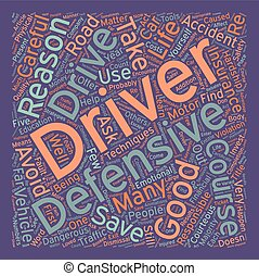 Five Good Reasons To Take A Defensive Driver Course text...