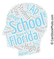 Florida Schools Get Great Ap Grades text background...