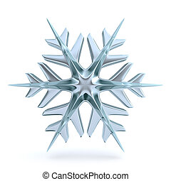 Snowflake 3D