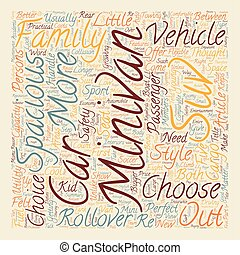 How To Choose A Spacious Car text background wordcloud concept
