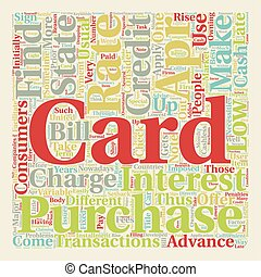 How To Find A Low Apr Credit Card text background wordcloud...