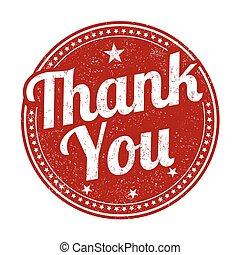 切手, あなた, 印, ∥あるいは∥, 感謝しなさい