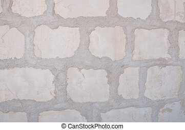 special limestone background of mission santa barbara - bona...