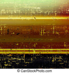 Retro abstract background, vintage grunge texture with...