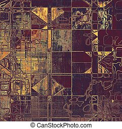 Geometric art graphic texture for grunge abstract...