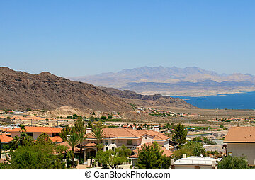 Luxurious homes near Lake Mead