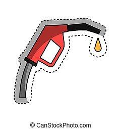 gun fuel service station