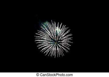 Fireworks at Pitt Meadows day 3