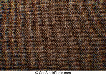 fabric texture brown gobelin for background