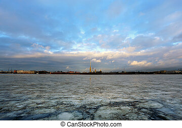 Photos of the Neva Saint Petersburg and Paul Fortress -...