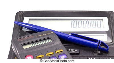 calculators - this is a very useful technique for counting...
