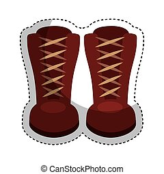 boots fashion style icon