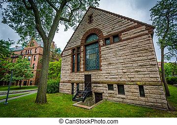 Harvard-Epworth United Methodist Church, at Harvard...