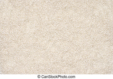Pile of glutinous rice - Heap of white glutinous rice as...