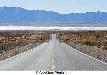 National Route 40 in Northern Argentina - The famous Route...