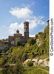 Medieval catalan village - Rupit i Pruit - Medieval Catalan...