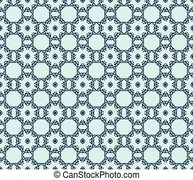 Ornament pattern Indian style. Vector illustration