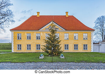 Copenhagen Kastellet Commanders House - The Commander's...