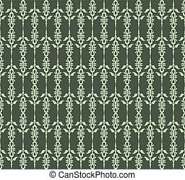 Abstract Ornament Pattern background. Vector ornament...