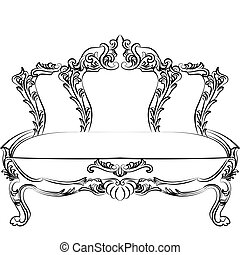 Royal Baroque Classic sofa furniture