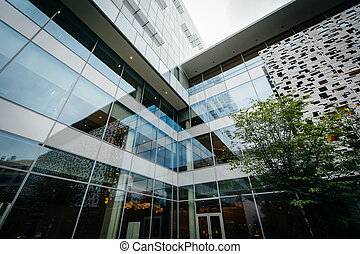 22 Windsor, at the Massachusetts Institute of Technology, in Cambridge, Massachusetts.