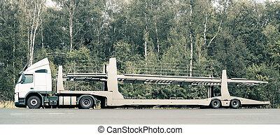 the rack car