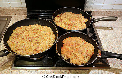 FRICO is a typical dish of Friuli Northern Italian Region...