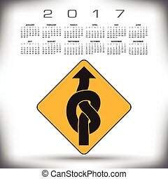 2017 knotted sign calendar - Unusual - 404 error - page not...