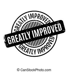 Greatly Improved rubber stamp. Grunge design with dust...