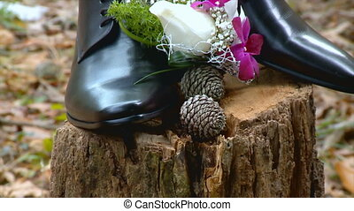 Wedding details. Groom accessories. shoes - Wedding details....