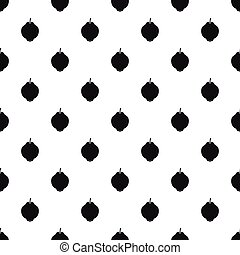 Quince pattern, simple style - Quince pattern. Simple...