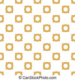 Generic currency symbol pattern, cartoon style