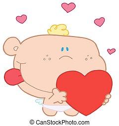 Romantic cupid