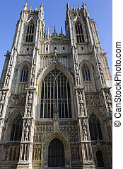 Beverley Minster - Berverley - Yorkshire - England -...
