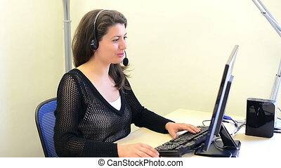 Female Customer Service - Female customer service...