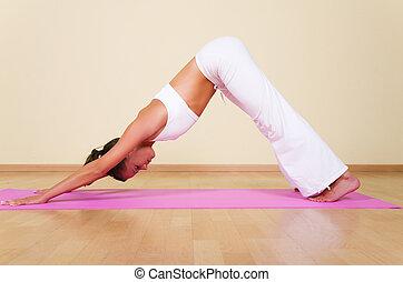Yoga - Adho Mukha Svanasana