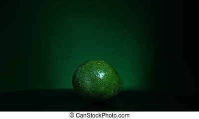 Avocado turning loopable - Very useful for food and fruit...