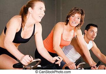 Gym Cycling