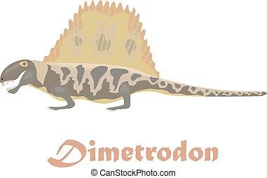 dinosaur. eps10