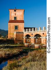 Casa Rossa Ximenes in Tuscany, Italy - 18th-century Casa...